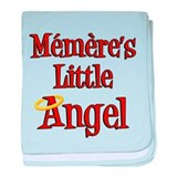 Memeres Little Angel baby blanket