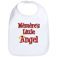 Memeres Little Angel Bib