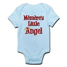 Memeres Little Angel Infant Bodysuit
