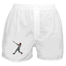 Left Handed Batter Boxer Shorts