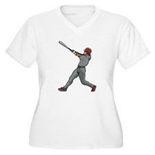 Left Handed Batter T-Shirt