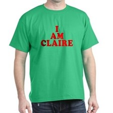 I Am Claire T-Shirt