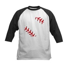Baseball Close Up Tee