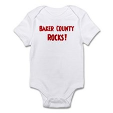 Baker County Rocks Infant Bodysuit