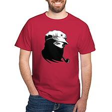 Strk3 Monochrome Zapatista T-Shirt