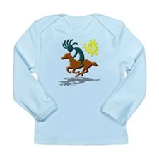 Pony Long Sleeve Infant T-Shirt