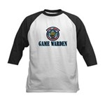 Fort Hood Game Warden Kids Baseball Jersey