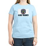 Fort Hood Game Warden Women's Pink T-Shirt