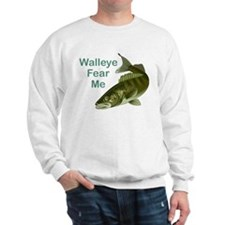 Walleye Fear Me Sweatshirt