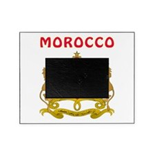 Morocco Coat of arms Picture Frame