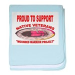 PROUD TO SUPPORT NATIVE VETERANS-WOUNDED WARRIOR b