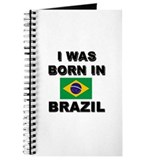 I Was Born In Brazil Journal