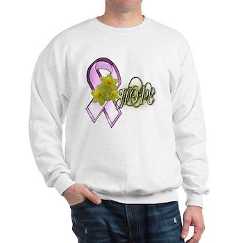 HOPE - Breast Cancer Awarenes Sweatshirt