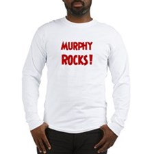 Murphy Rocks Long Sleeve T-Shirt