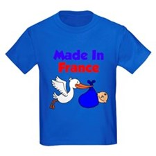 Made In France Boy Shirt T