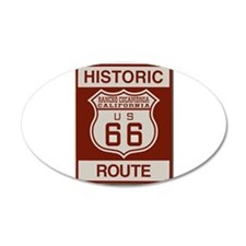 Rancho Cucamonga Route 66 Wall Decal