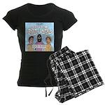 Road to Emmaus Women's Dark Pajamas