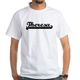 Black jersey: Theresa Shirt