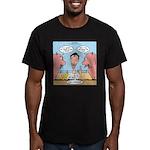 Prodigal Son Men's Fitted T-Shirt (dark)