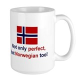 Cute Norwegian Mug
