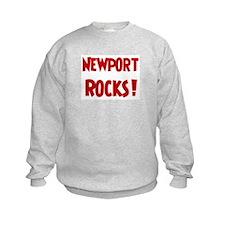 Newport Rocks Sweatshirt
