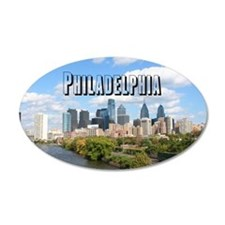 Philadelphia Wall Decal