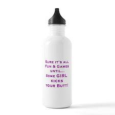 Funny Slam Water Bottle