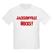 Jacksonville Rocks Kids T-Shirt