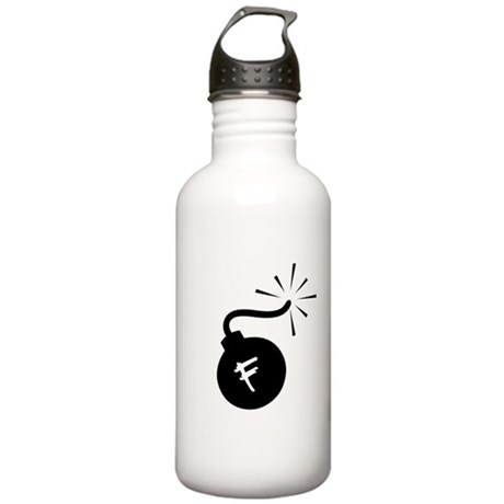 F-Bomb Stainless Water Bottle 1.0L