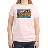 Adirondack Mountains New York (Front) Women's Pink