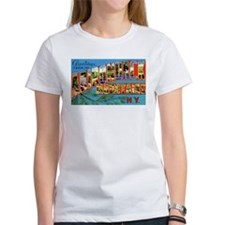 Adirondack Mountains New York Tee