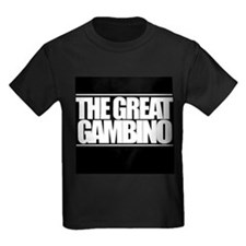 'The Great Gambino' B/W T