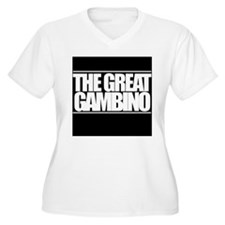 'The Great Gambino' B/W T-Shirt