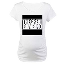'The Great Gambino' B/W Shirt