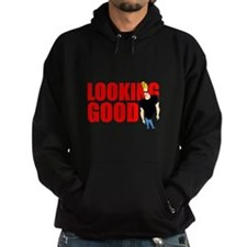 Looking Good Johnny Bravo Hoodie