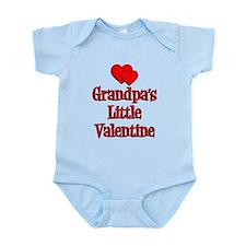 Grandpas Little Valentine Infant Bodysuit