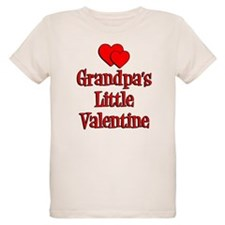 Grandpas Little Valentine T-Shirt