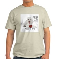 Poodle Dad T-Shirt