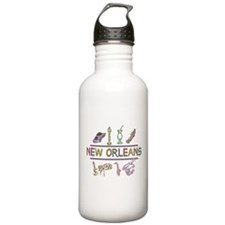 New OrleansThe Big Easy Water Bottle