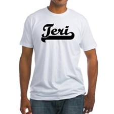 Black jersey: Teri Shirt