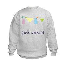 Girls Weekend Sweatshirt