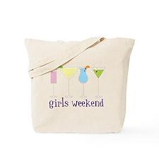 Girls Weekend Tote Bag