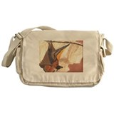 Bat- God's Creatures Messenger Bag
