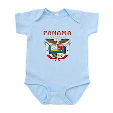 Panama Coat of arms Infant Bodysuit