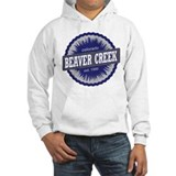 Beaver Creek Ski Resort Colorado - Blue Hoodie