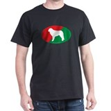 Hungary Flag Kuvasz T-Shirt