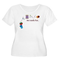 Sew Much Fun T-Shirt
