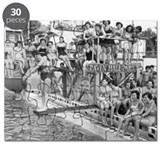 Coney Island Raven-Hall Pool 1824025 Puzzle