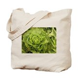 romantic ruffly lettuce Tote Bag