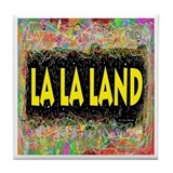 La La Land Party Coaster